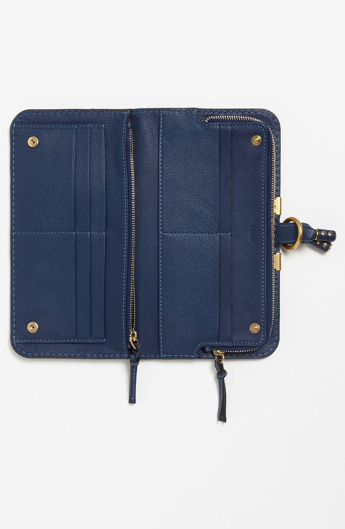 Alternate Image 3  - Chloé 'Marcie' Continental Snap Wallet
