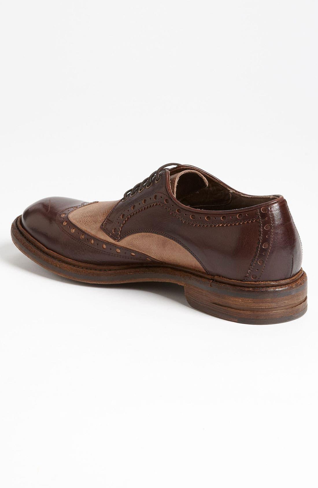 Alternate Image 2  - UGG® Collection 'Allcott' Spectator Shoe (Men)