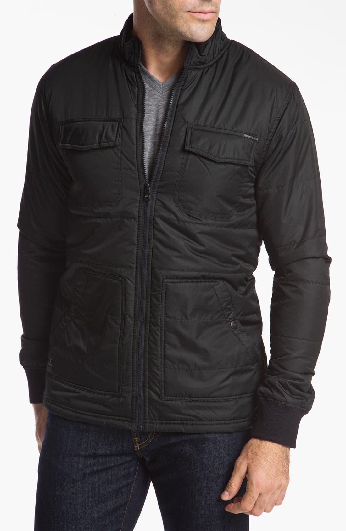 Alternate Image 1 Selected - Quiksilver 'Steadfast' Jacket