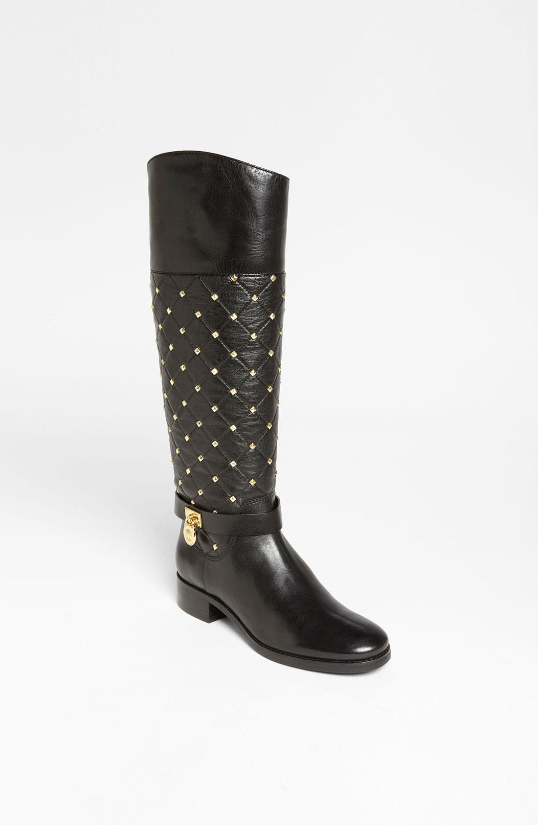 Alternate Image 1 Selected - MICHAEL Michael Kors Quilted Boot