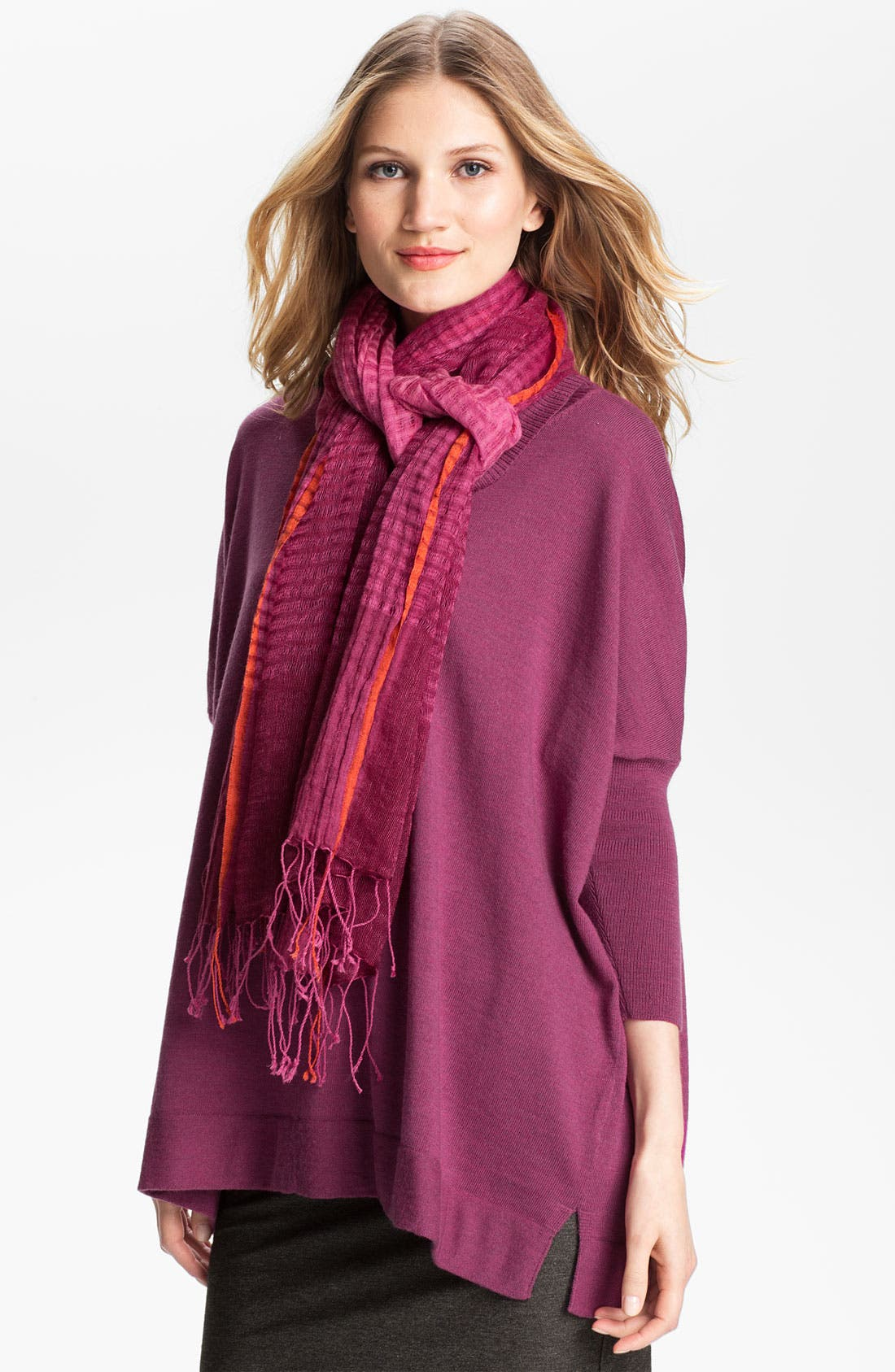 Main Image - Eileen Fisher 'Airey' Scarf (Online Exclusive)