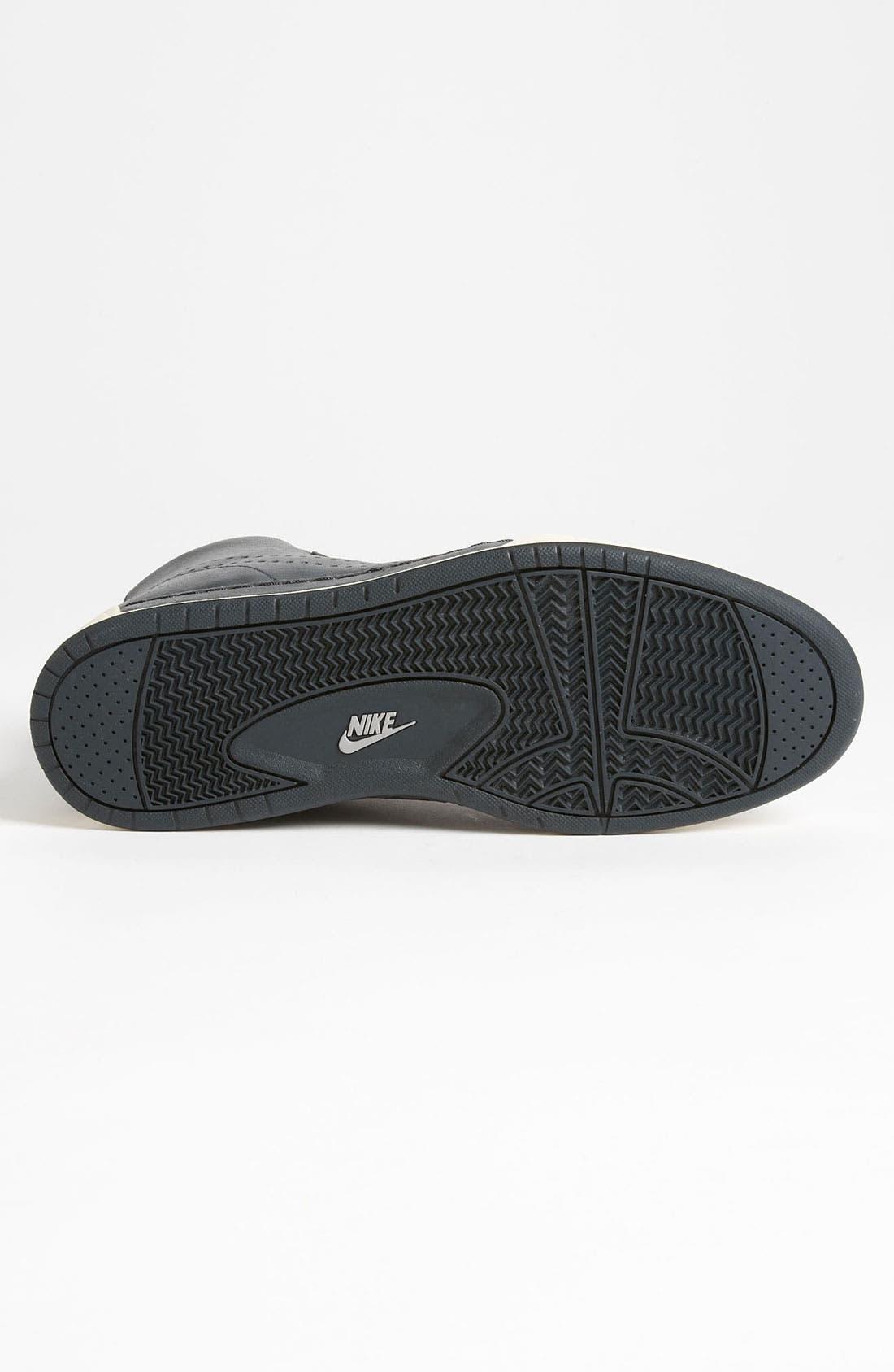 Alternate Image 4  - Nike 'Air Royal Mid' Sneaker (Men)