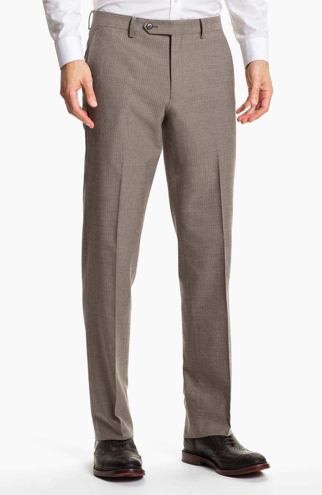 Alternate Image 1 Selected - John Varvatos Star USA Red Label 'Petro' Trousers