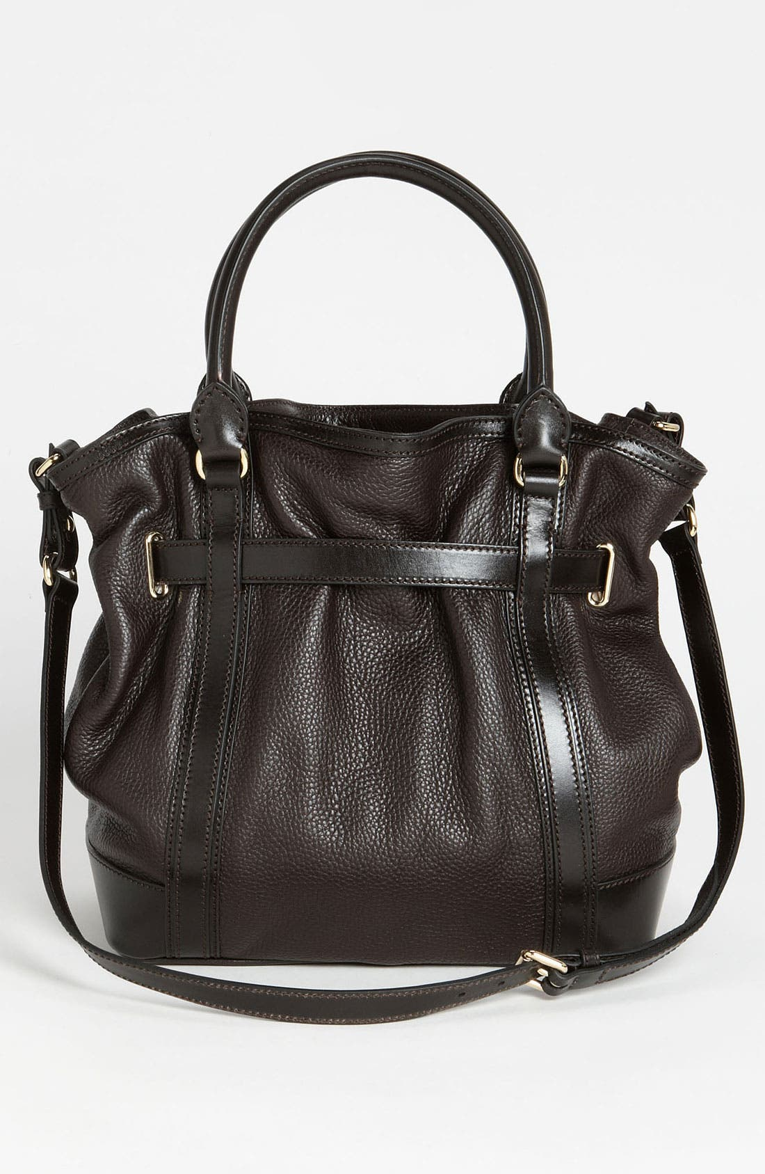 Alternate Image 4  - Burberry Leather Tote