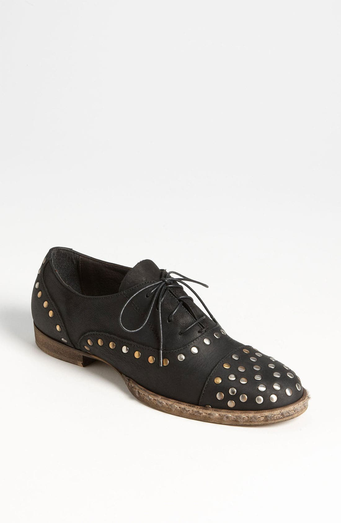 Alternate Image 1 Selected - Mery Studded Lace-Up Oxford