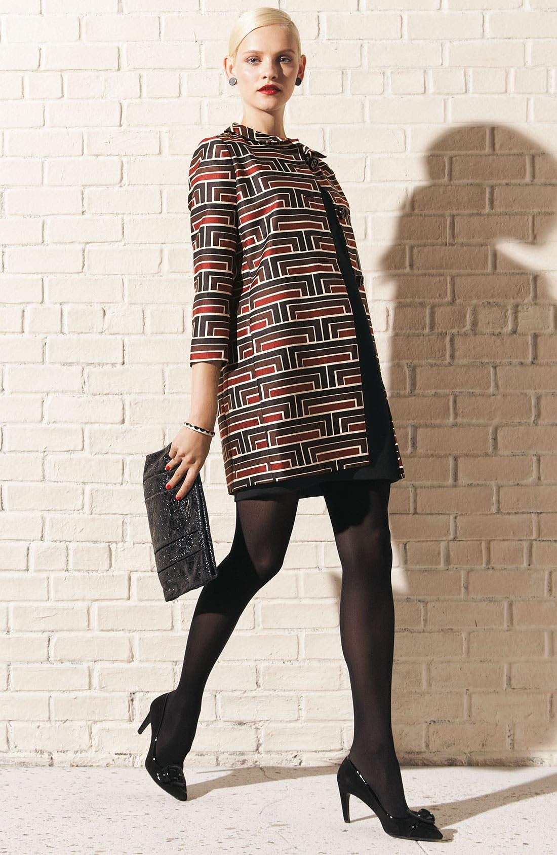 Main Image - kate spade new york coat & sheath dress