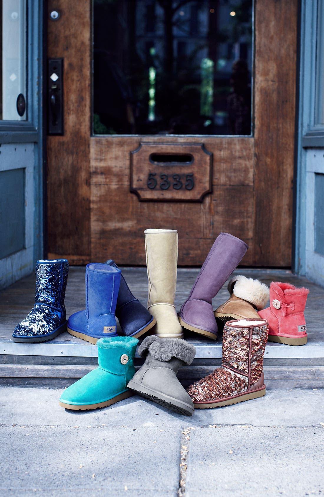 Alternate Image 15  - UGG® 'Classic Short' Boot (Women)