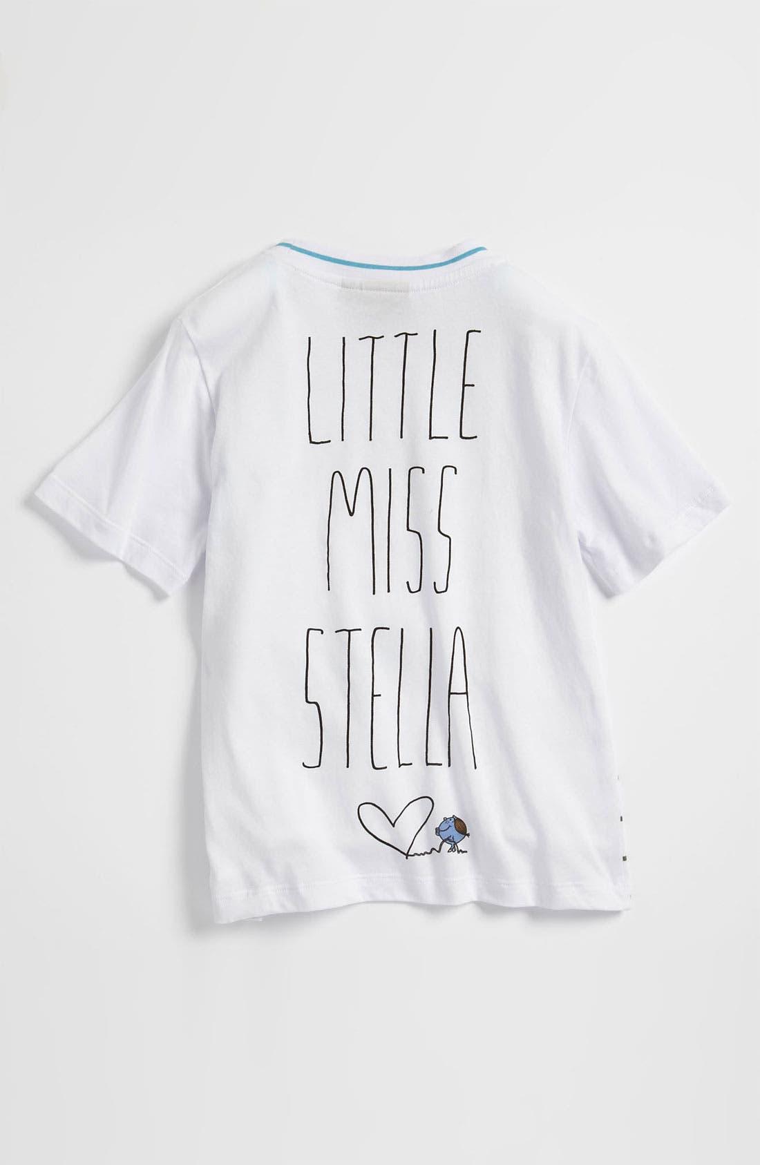 Alternate Image 2  - Stella McCartney 'Little Miss Stella' Tee (Little Girls & Big Girls)