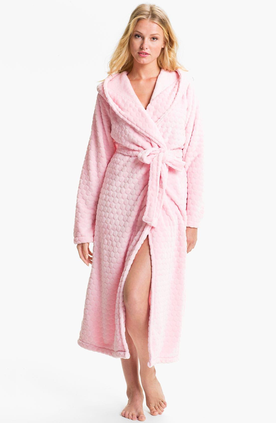 Alternate Image 1 Selected - Nordstrom 'Snowball' Plush Robe