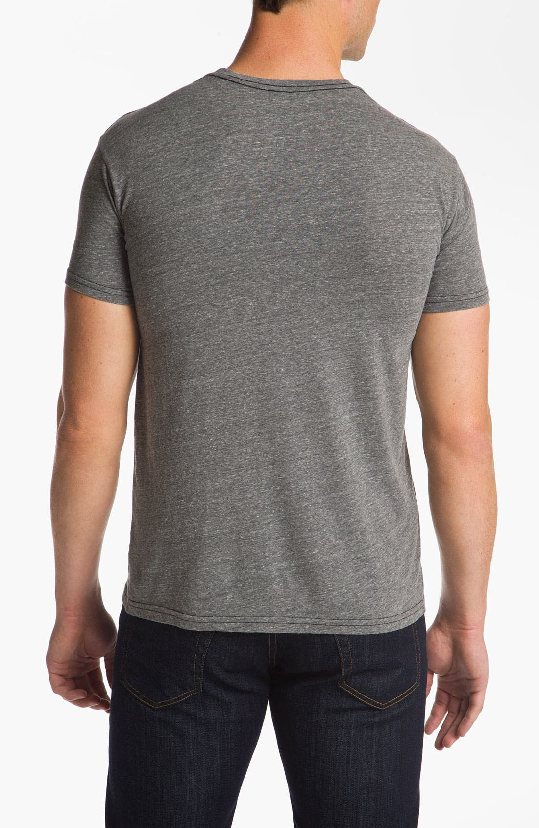Alternate Image 2  - The Original Retro Brand 'Kansas Jayhawks' T-Shirt