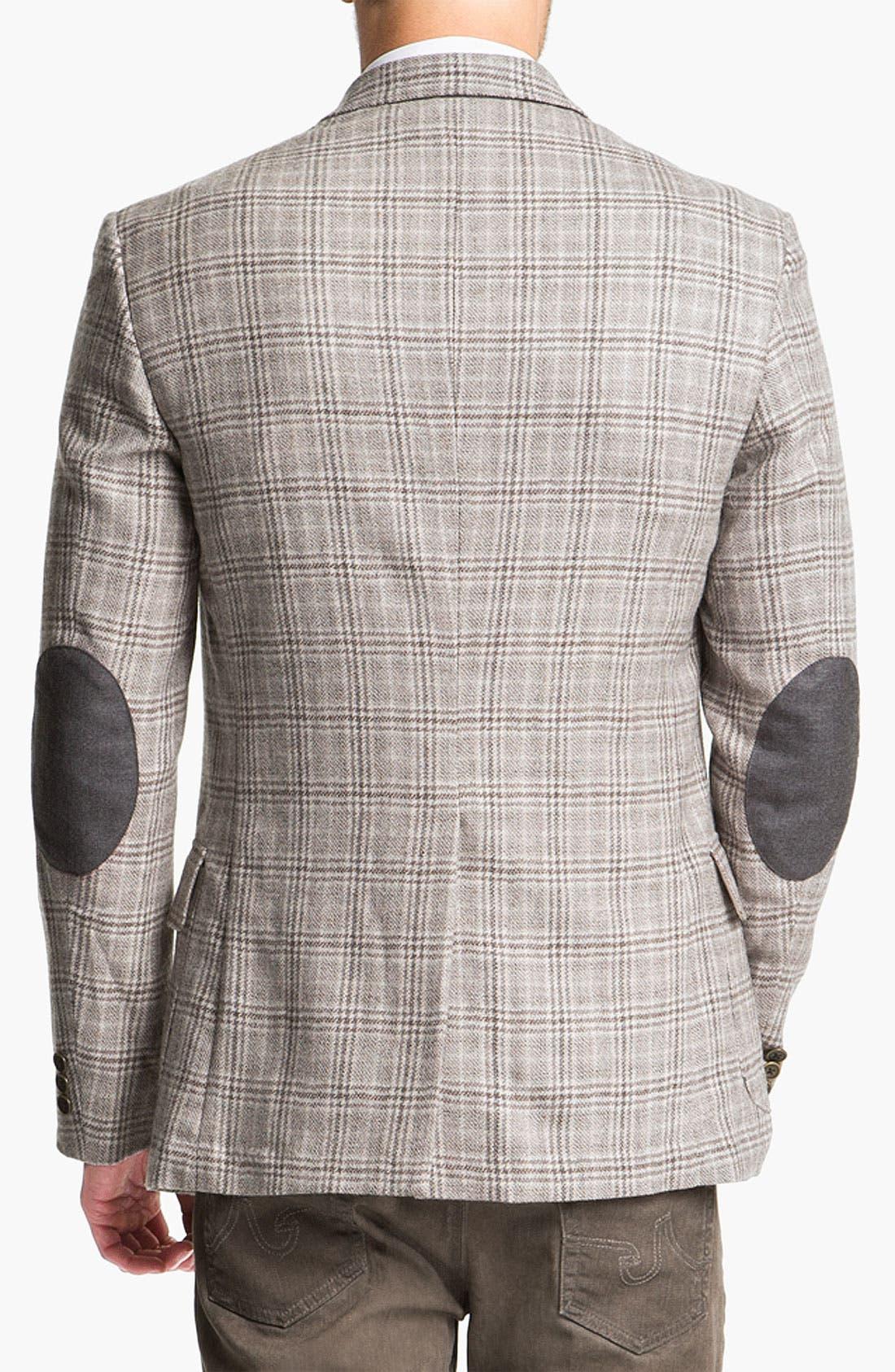 Alternate Image 2  - W.R.K 'Deans' Wool Sportcoat