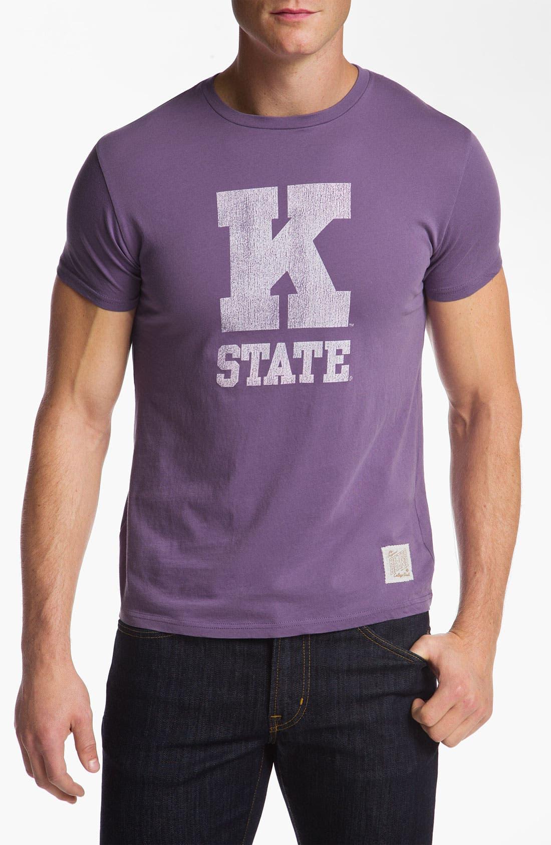 Main Image - The Original Retro Brand 'Kansas State Wildcats' T-Shirt