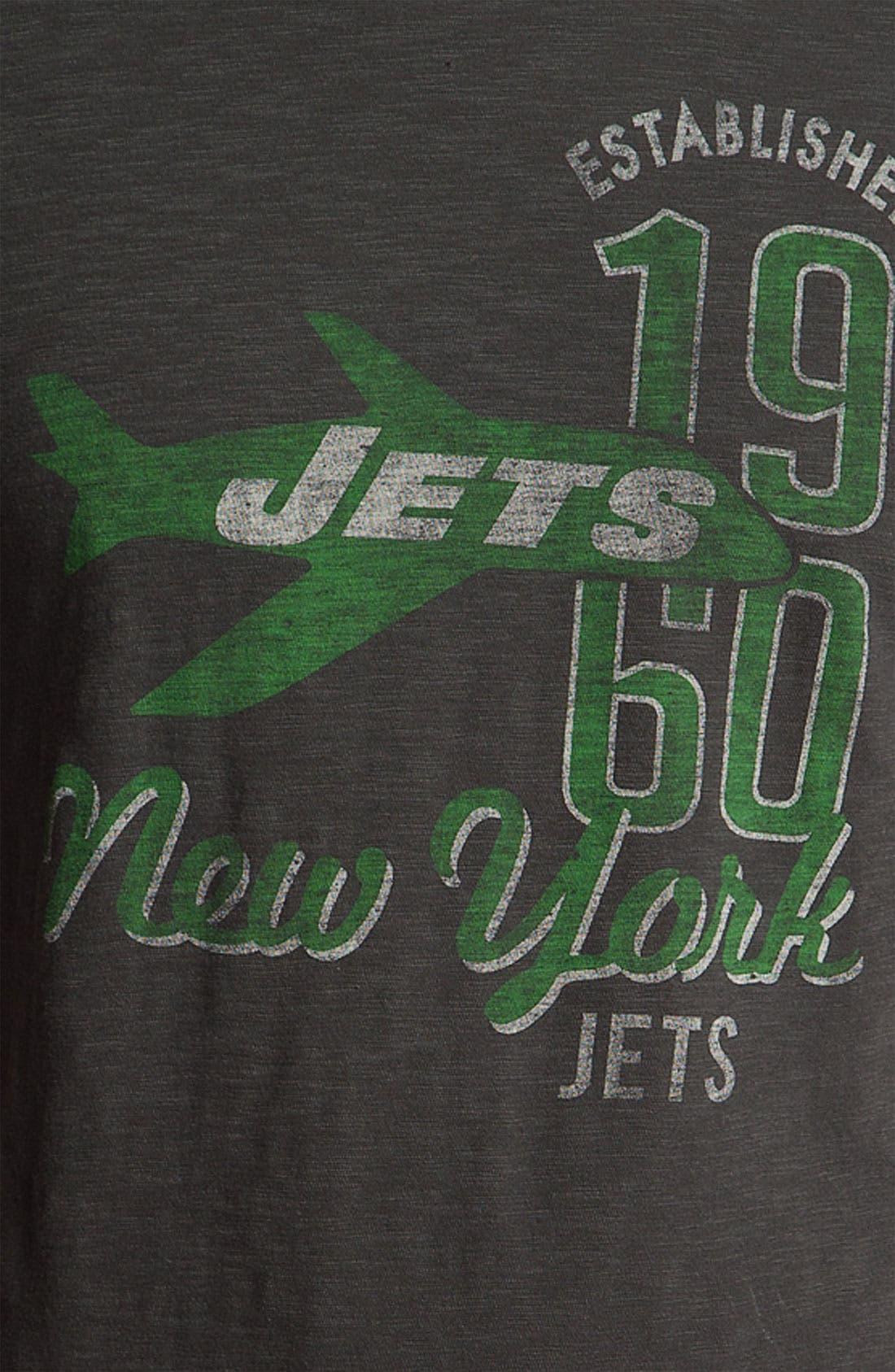 Alternate Image 3  - Banner 47 'New York Jets - Scrum' T-Shirt
