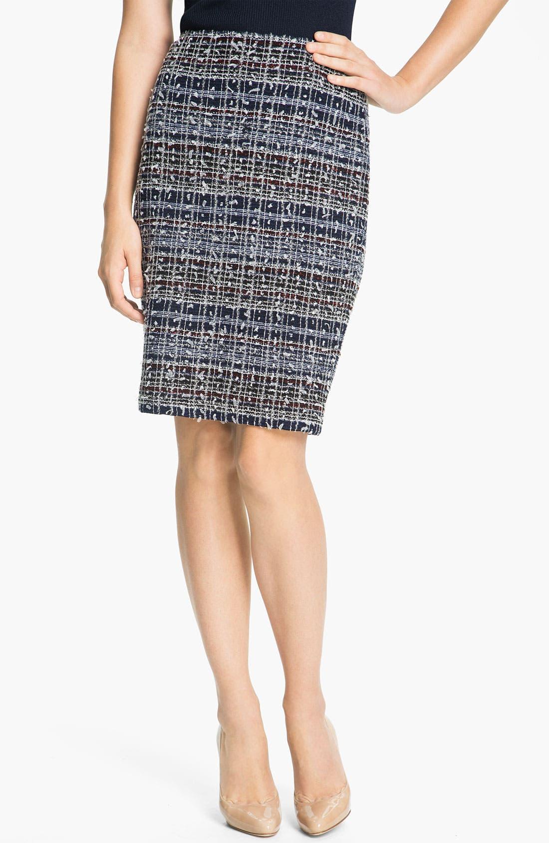 Alternate Image 2  - St. John Collection 'Sutton Weekend' Skirt