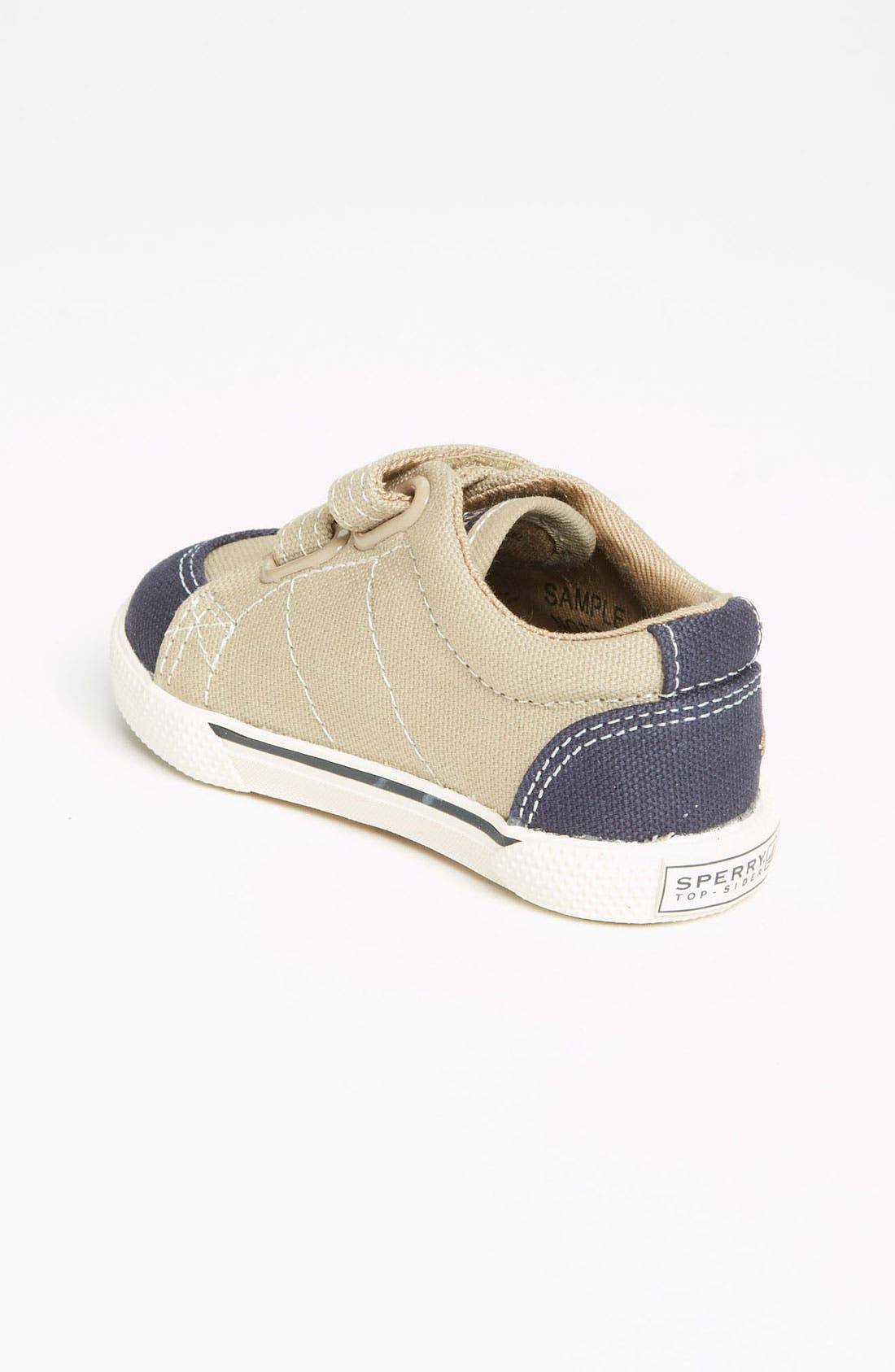 Alternate Image 2  - Sperry Top-Sider® 'Halyard' Crib Shoe (Baby)
