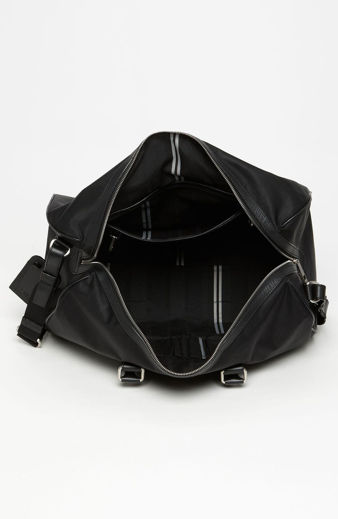 Alternate Image 3  - BOSS Black 'Teddi' Duffel Bag