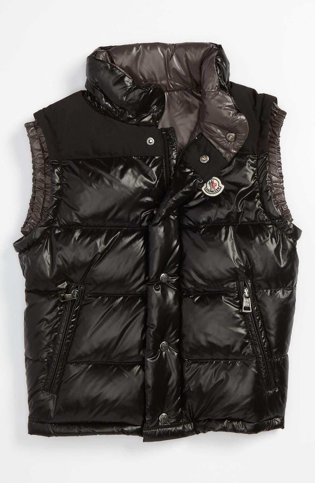 Alternate Image 2  - Moncler Puffer Jacket (Big Boys)