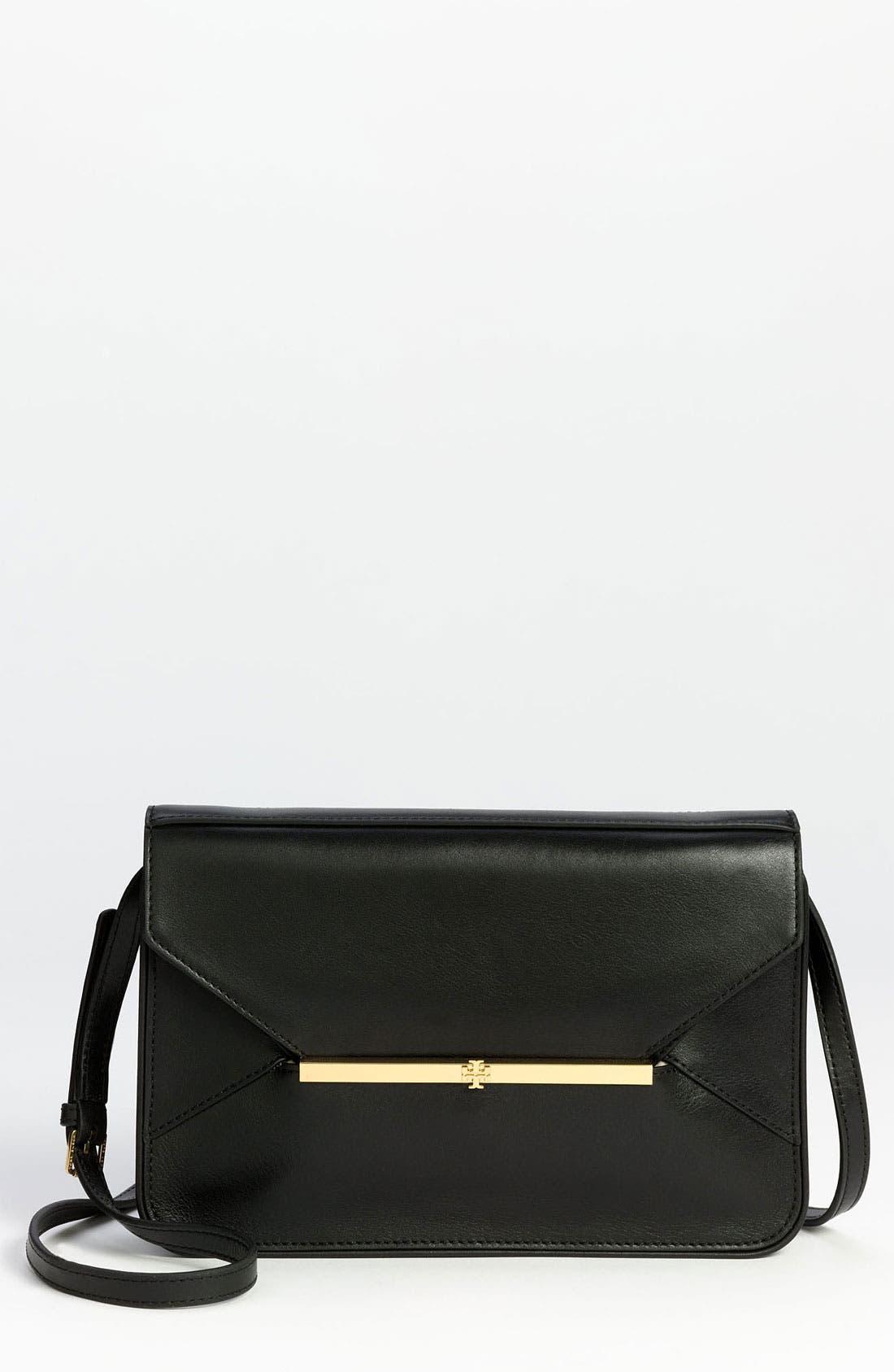 Main Image - Tory Burch 'Penelope' Envelope Crossbody Bag