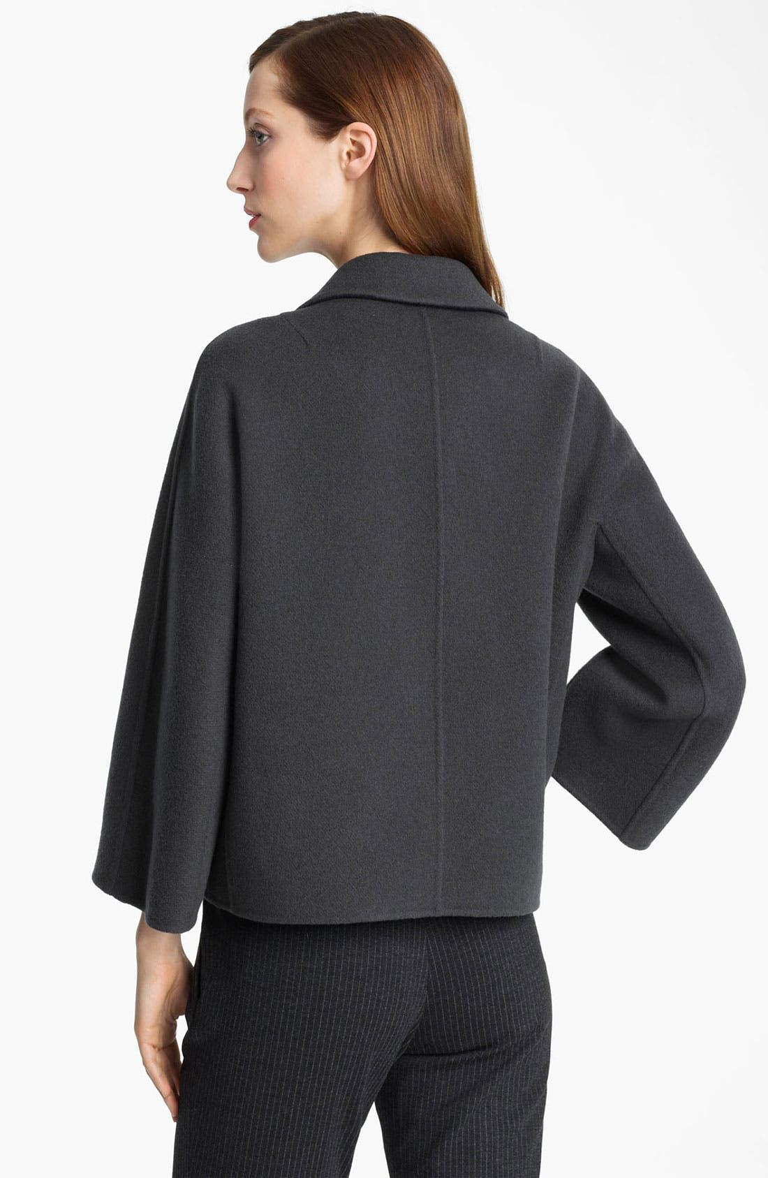 Alternate Image 2  - Jil Sander Double Face Wool Jacket