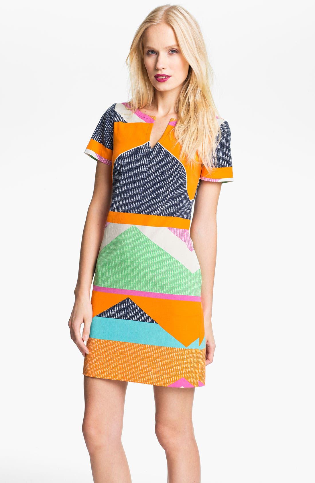 Alternate Image 1 Selected - Trina Turk 'Museum' Sheath Dress