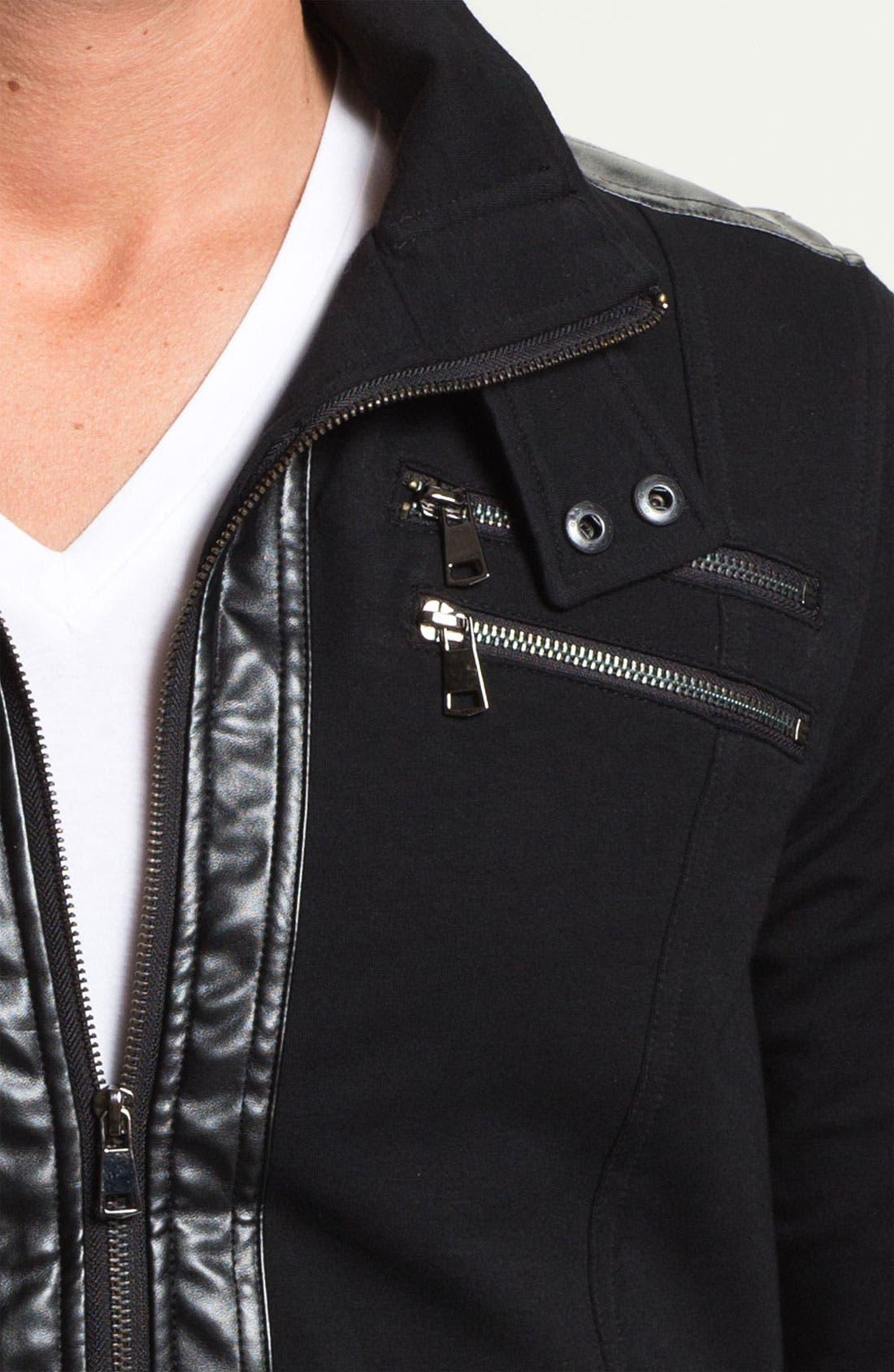 Alternate Image 3  - Paul Black Track Jacket