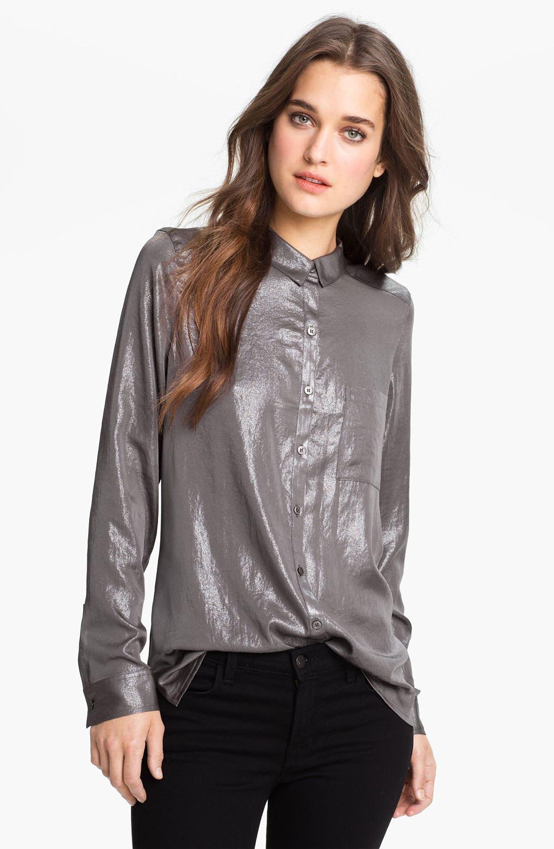 Main Image - Trouvé Pocket Shirt