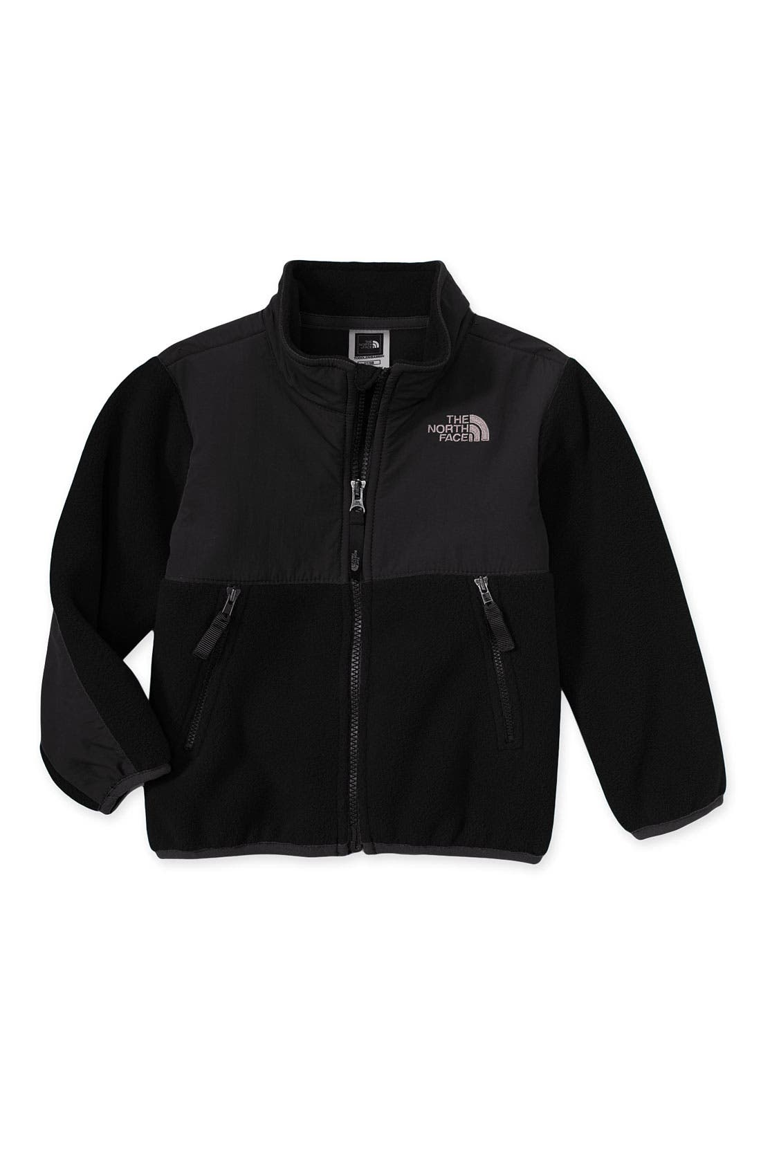 Alternate Image 1 Selected - The North Face 'Denali' Recycled Fleece Jacket (Toddler Boys)
