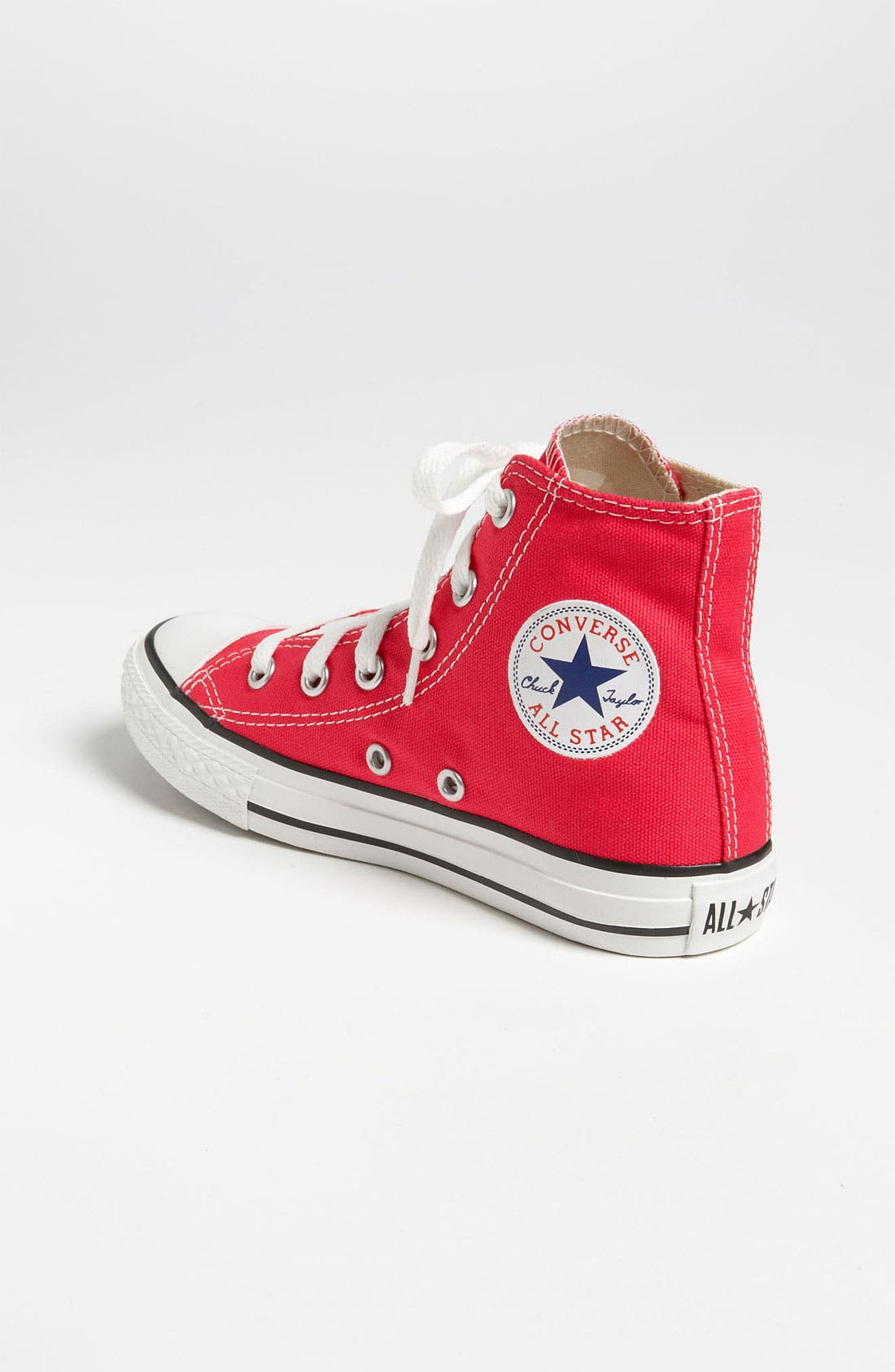 Alternate Image 2  - Converse Chuck Taylor® All Star® High Top Sneaker (Toddler & Little Kid)
