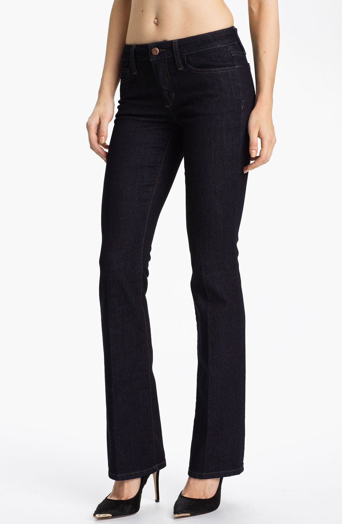 Alternate Image 1 Selected - Joe's Slim Bootcut Stretch Jeans (Alice)