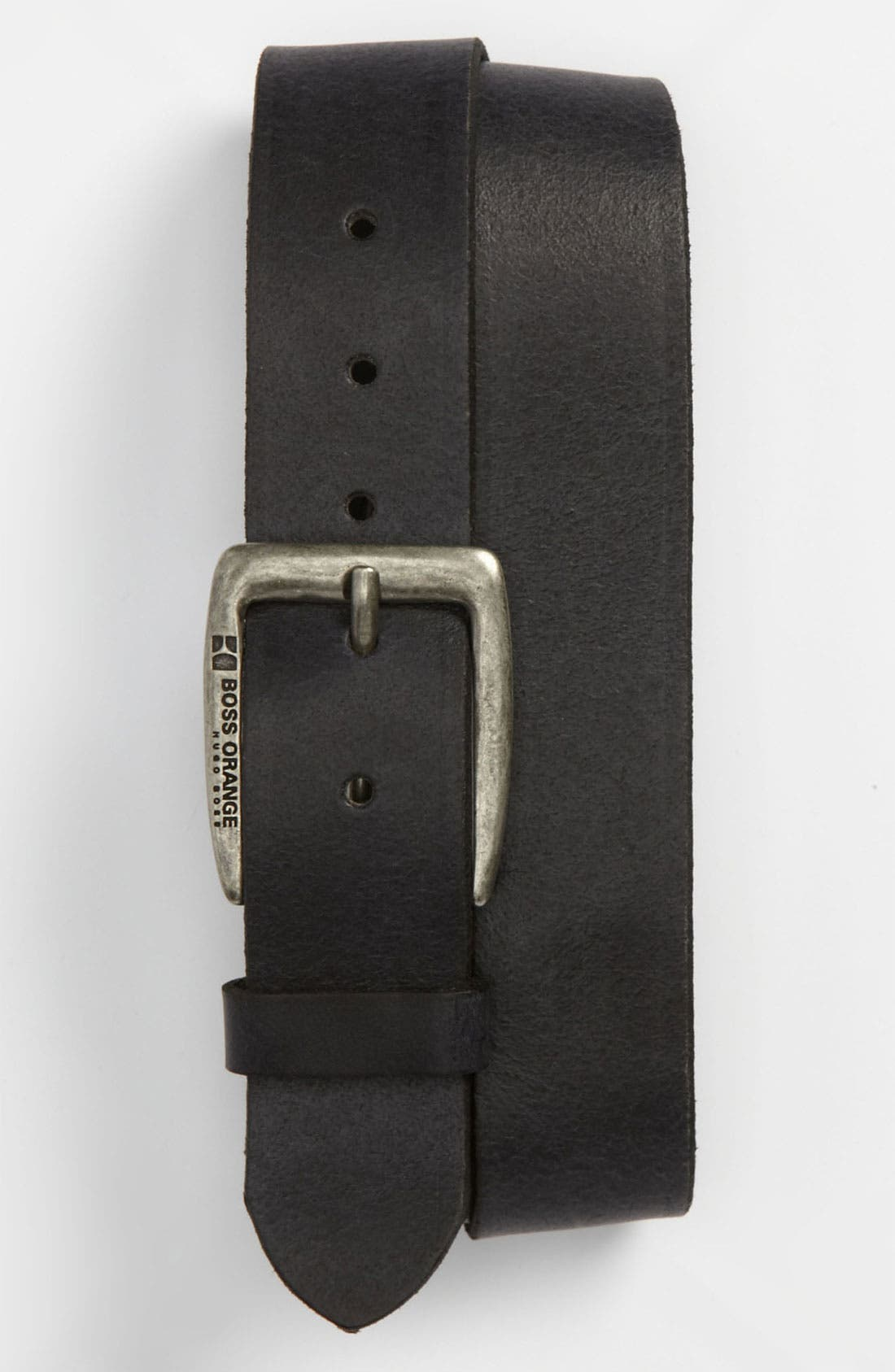 Alternate Image 1 Selected - BOSS Orange 'Jimm' Belt