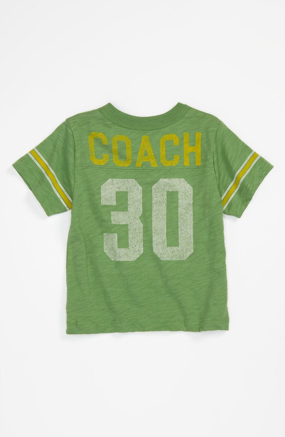 Alternate Image 2  - Peek 'Coach' Jersey T-Shirt (Infant)