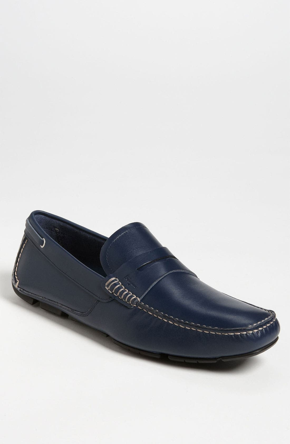 Alternate Image 1 Selected - Salvatore Ferragamo 'Billy' Driving Shoe