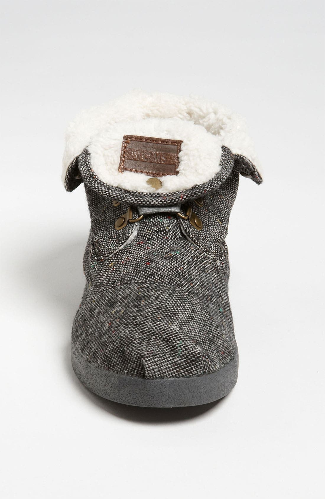 Alternate Image 3  - TOMS 'Botas Highlands - Holden' Fleece Boot (Men) (Nordstrom Exclusive)