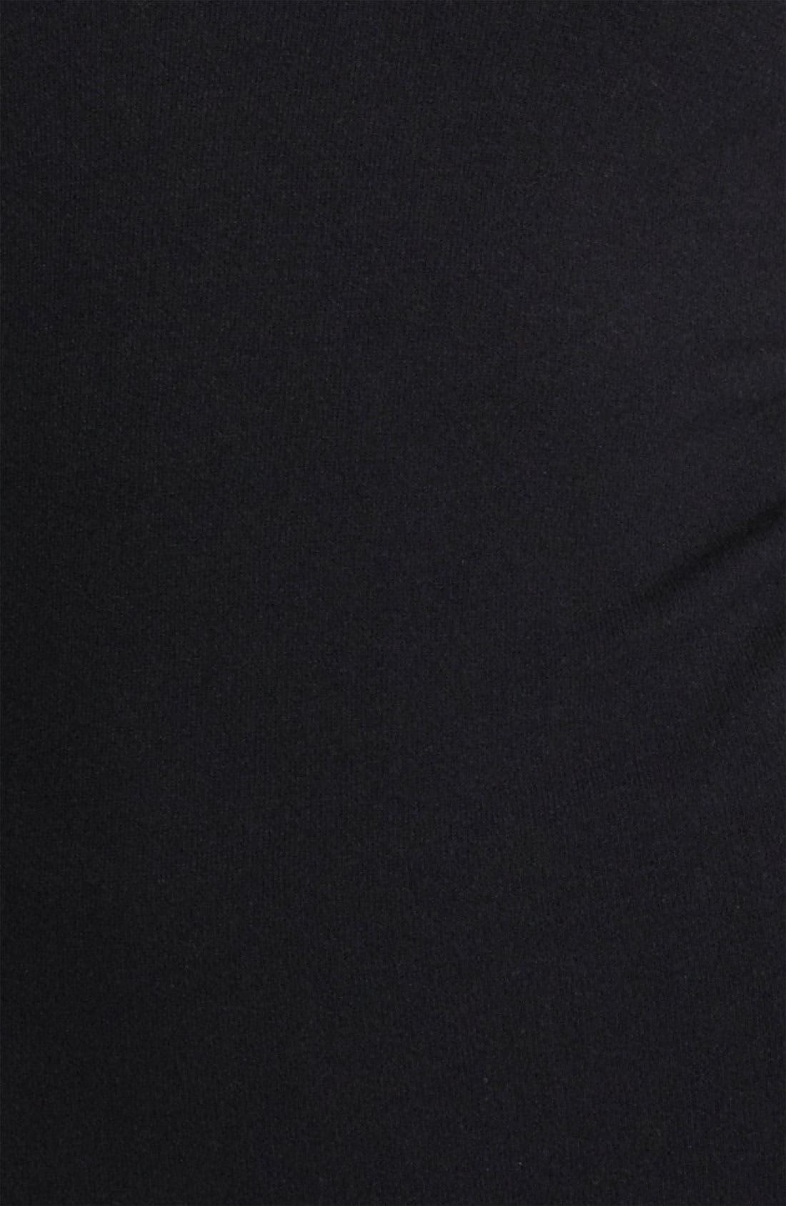 Alternate Image 3  - Donna Karan Collection Long Stretch Knit Tank