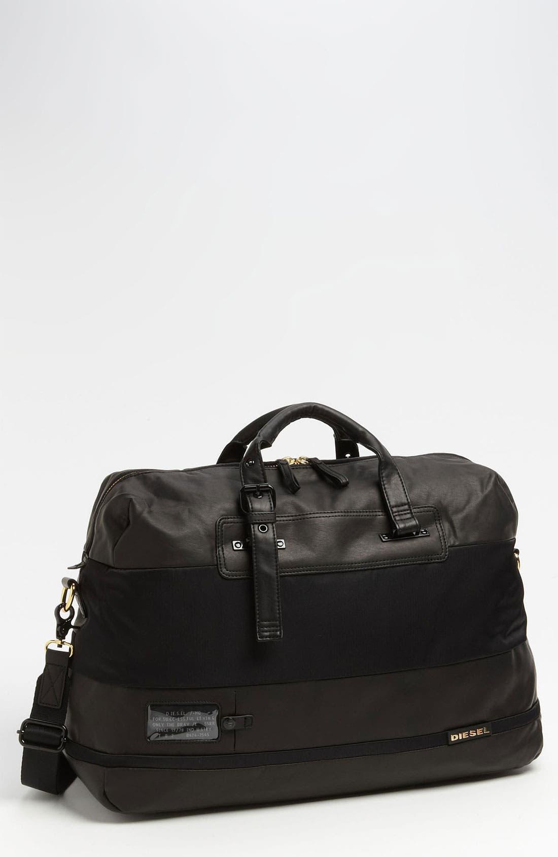 Alternate Image 1 Selected - DIESEL® 'Urban Reporters - Corsair' Overnight Bag