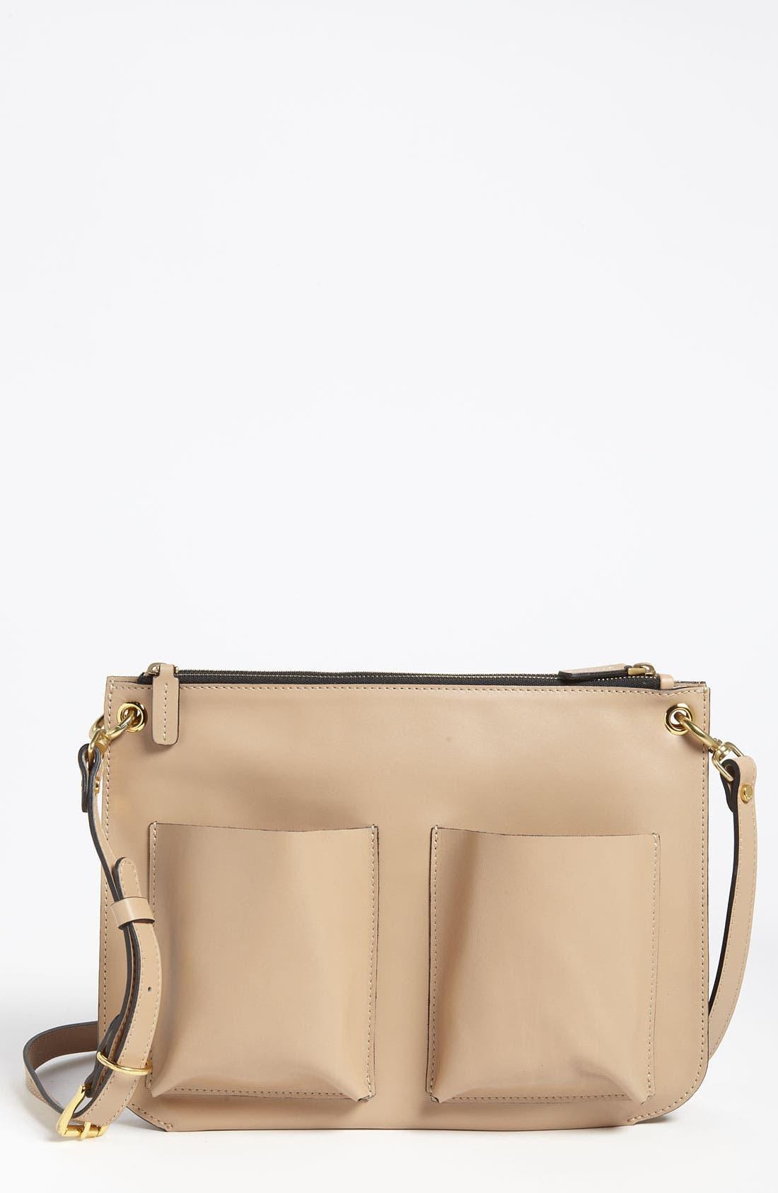 Alternate Image 1 Selected - Marni Double Pocket Crossbody Bag