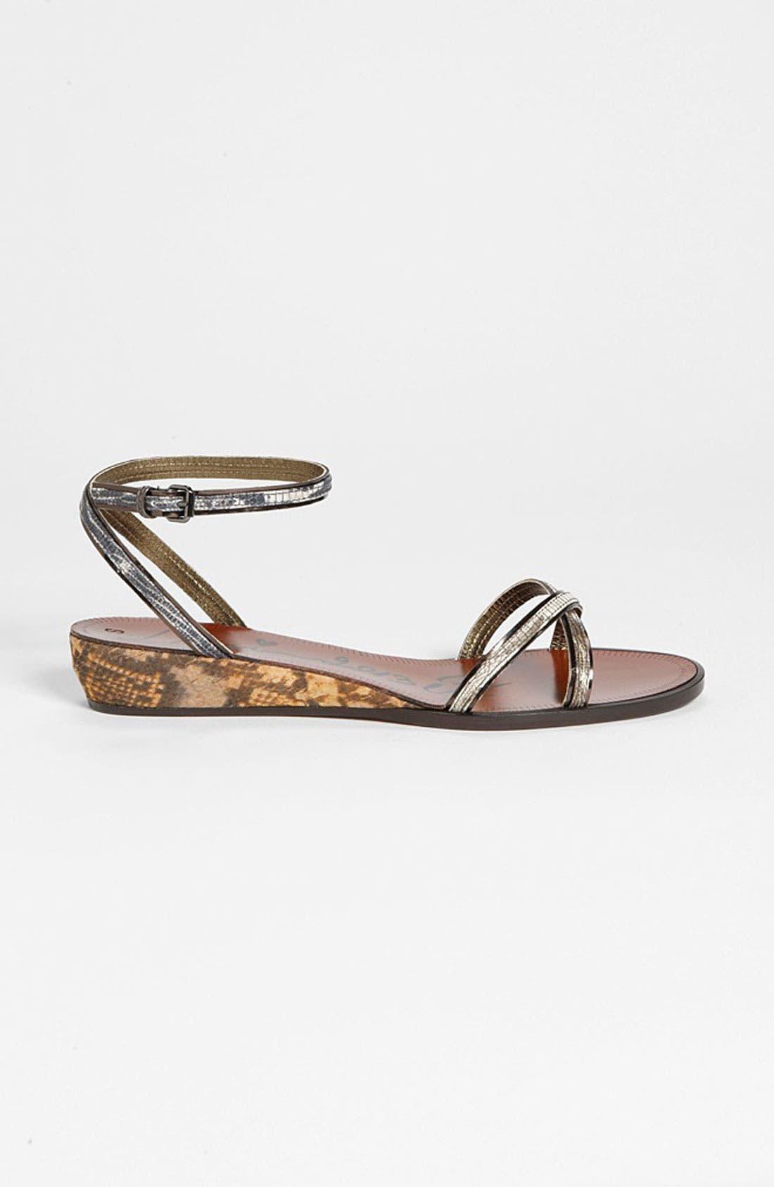 Alternate Image 4  - Lanvin Mini Wedge Sandal