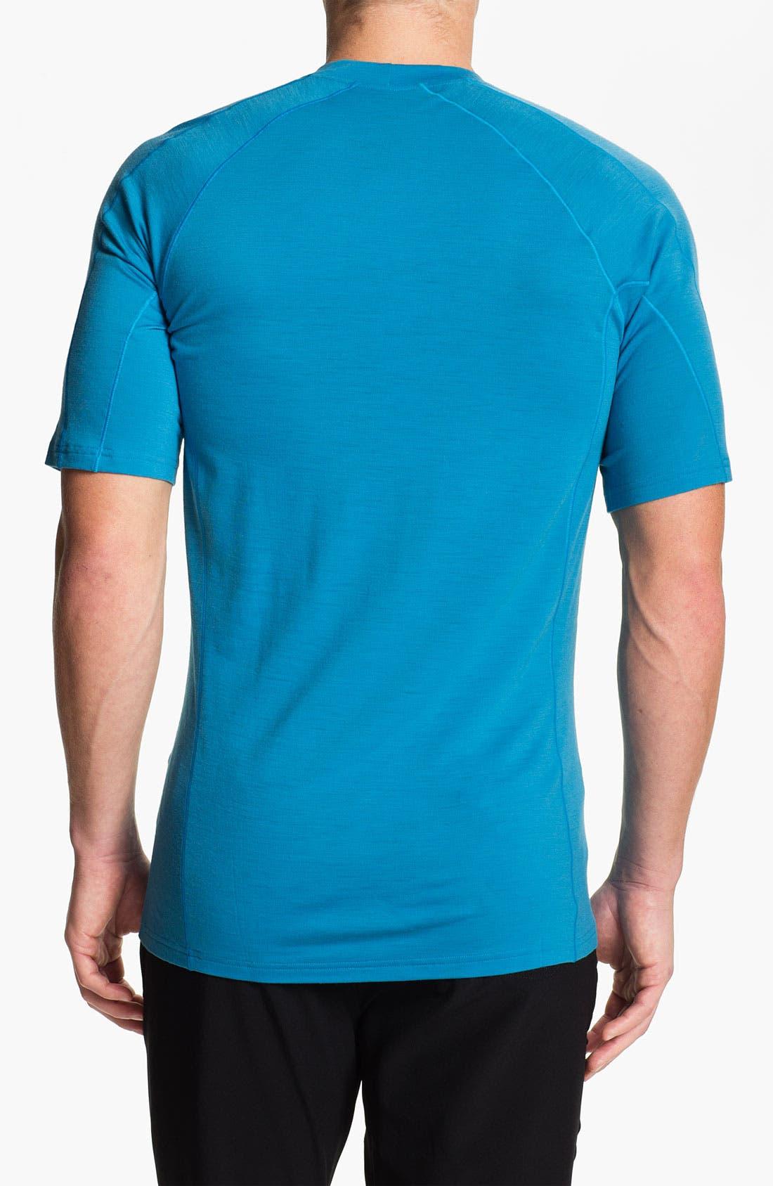 Alternate Image 2  - Patagonia 'Merino 2' T-Shirt