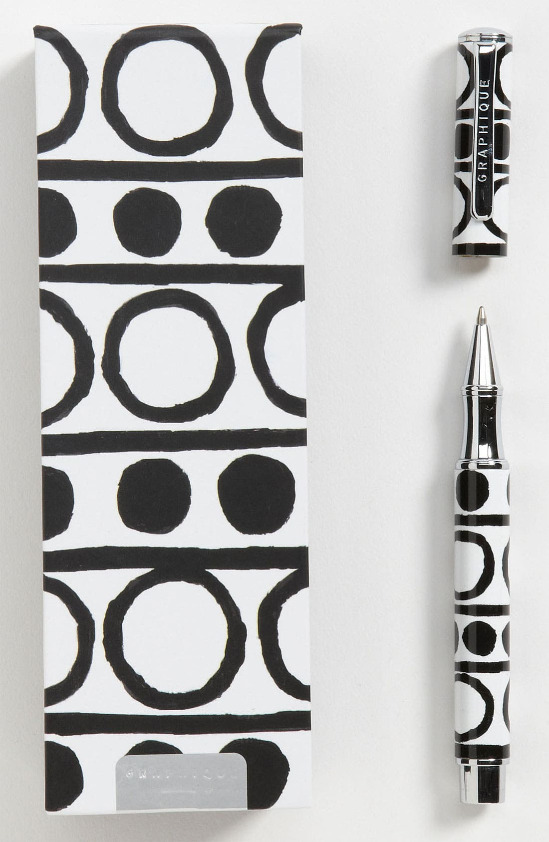 Alternate Image 1 Selected - Graphique de France 'Koco - Dots' Rollerball Pen