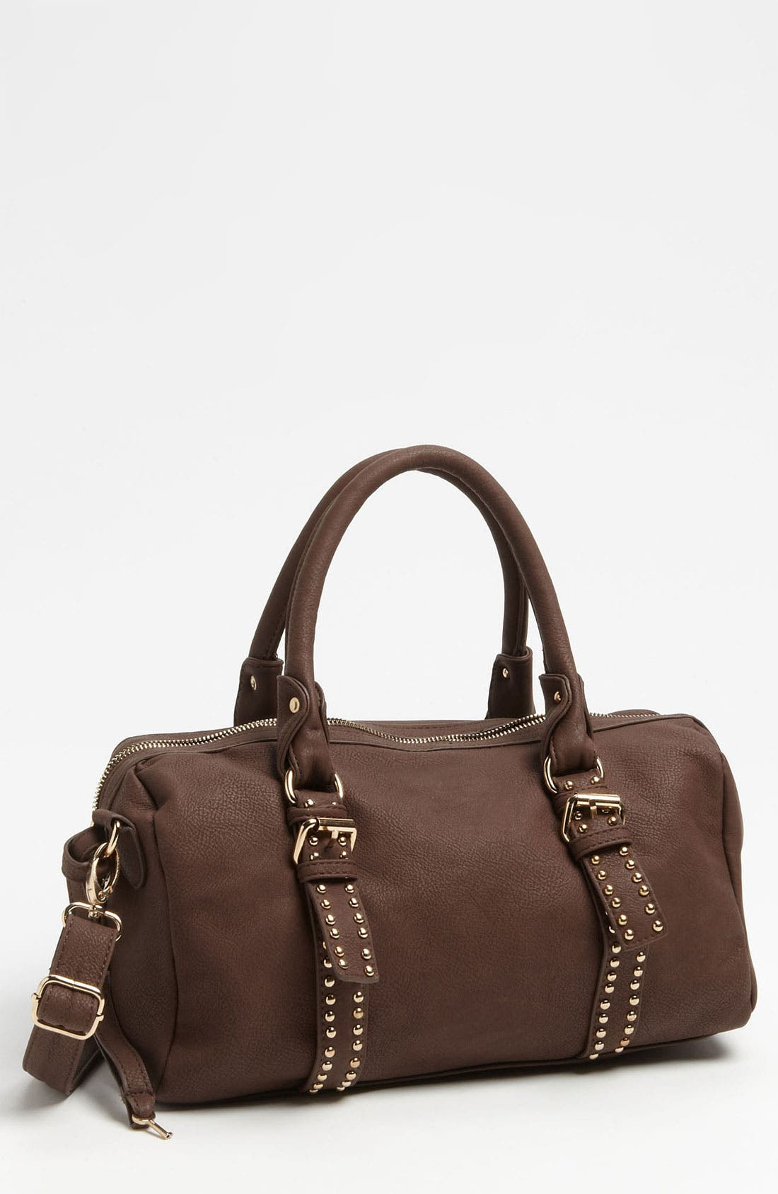 Alternate Image 1 Selected - Cesca Studded Satchel