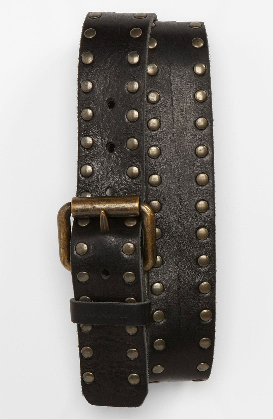 Main Image - Nudie 'Goldsson' Riveted Belt