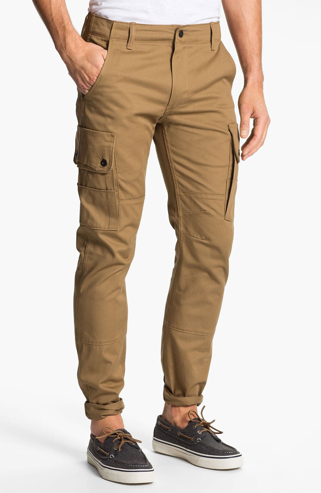 Alternate Image 1 Selected - Levi's® '508™' Tapered Leg Cargo Pants