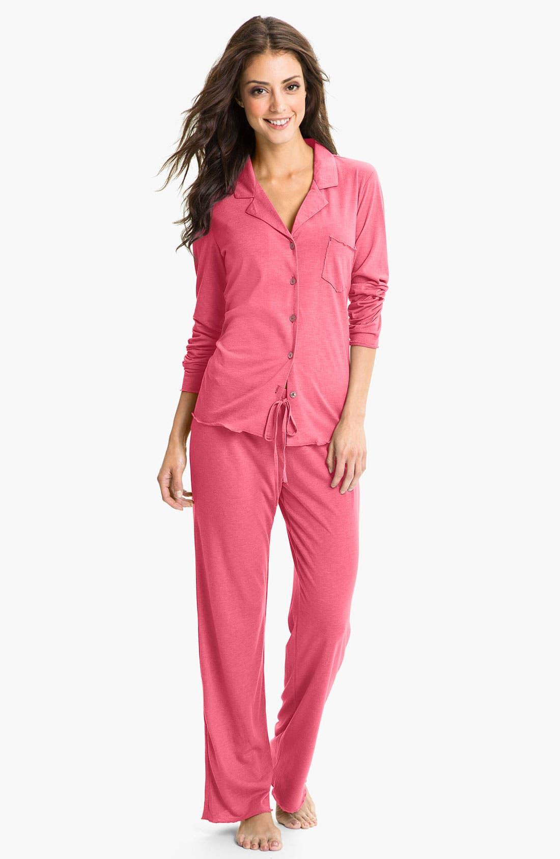 Alternate Image 1 Selected - Josie 'Berke' Pajamas