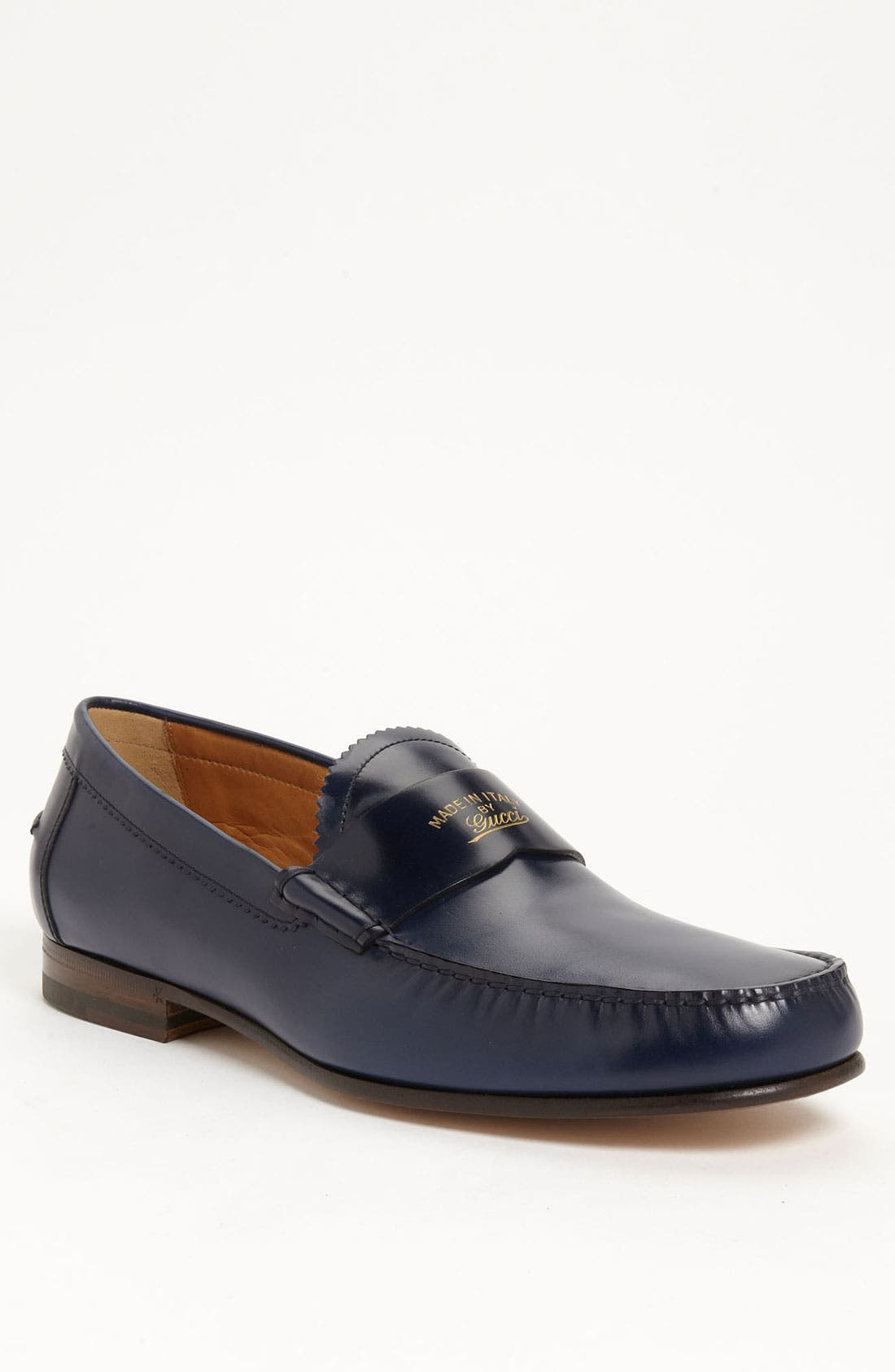 Alternate Image 1 Selected - Gucci 'Uden' Loafer