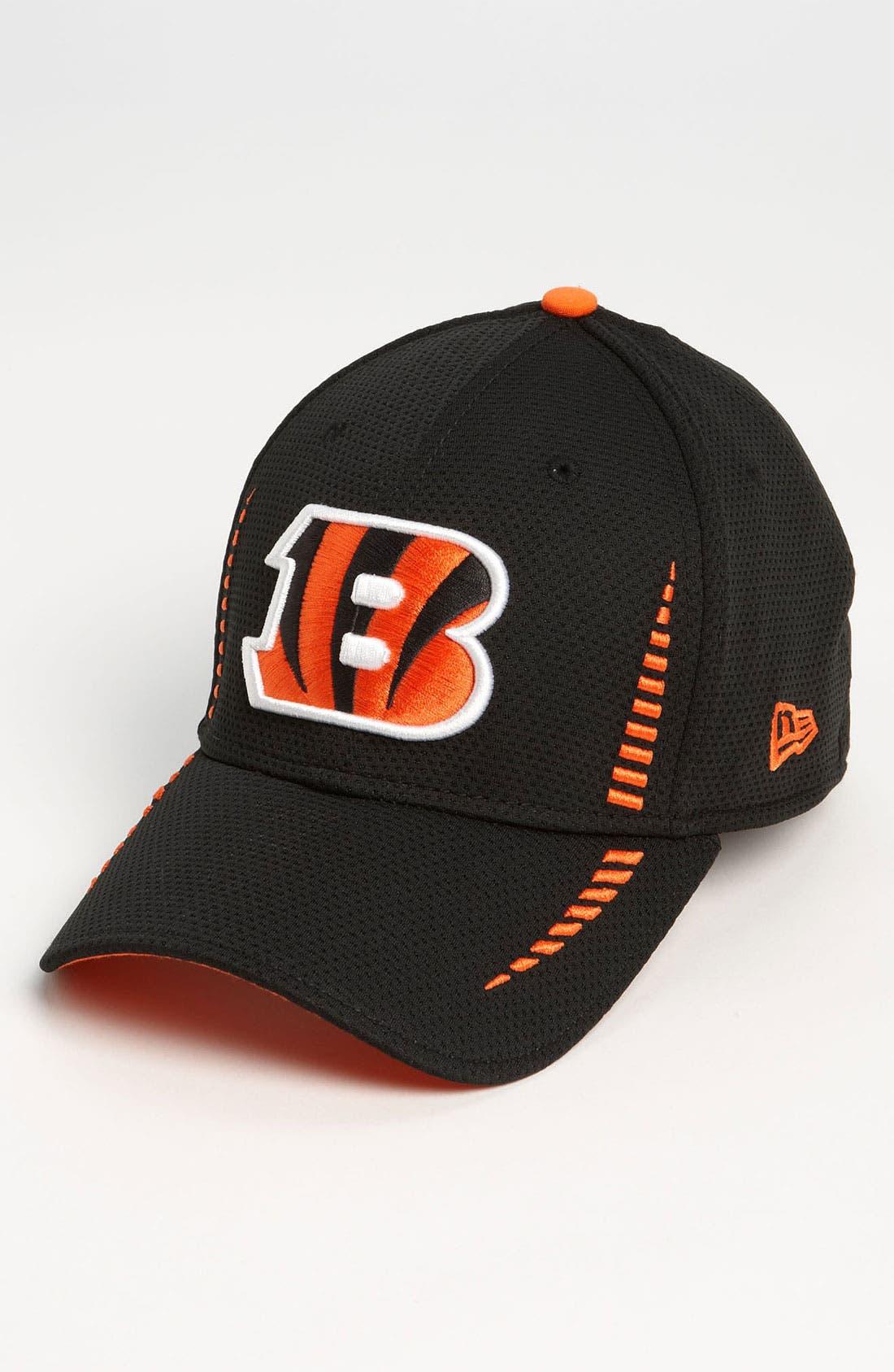 Alternate Image 1 Selected - New Era Cap 'Training Camp - Cincinnati Bengals' Baseball Cap