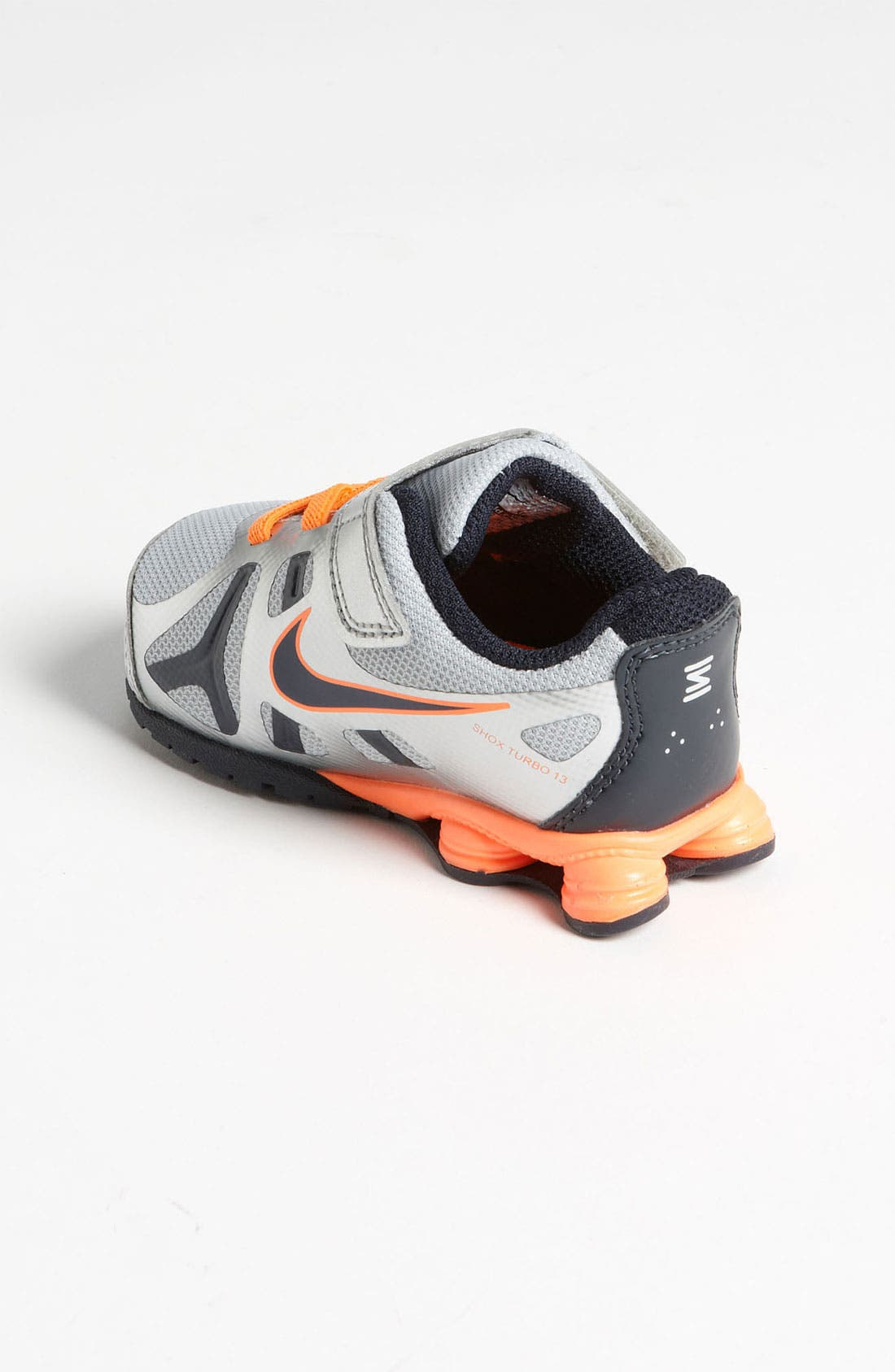 Alternate Image 2  - Nike 'Shox Turbo 13' Running Shoe (Baby, Walker & Toddler)