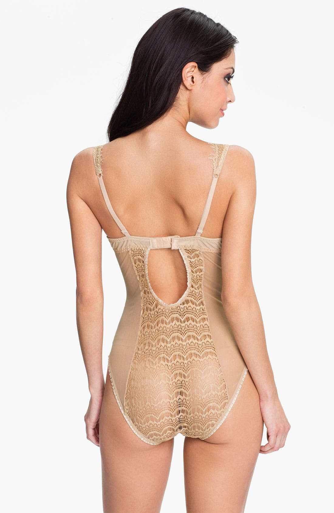 Alternate Image 2  - Mimi Holliday 'Bisou Bisou Brulée' Bodysuit