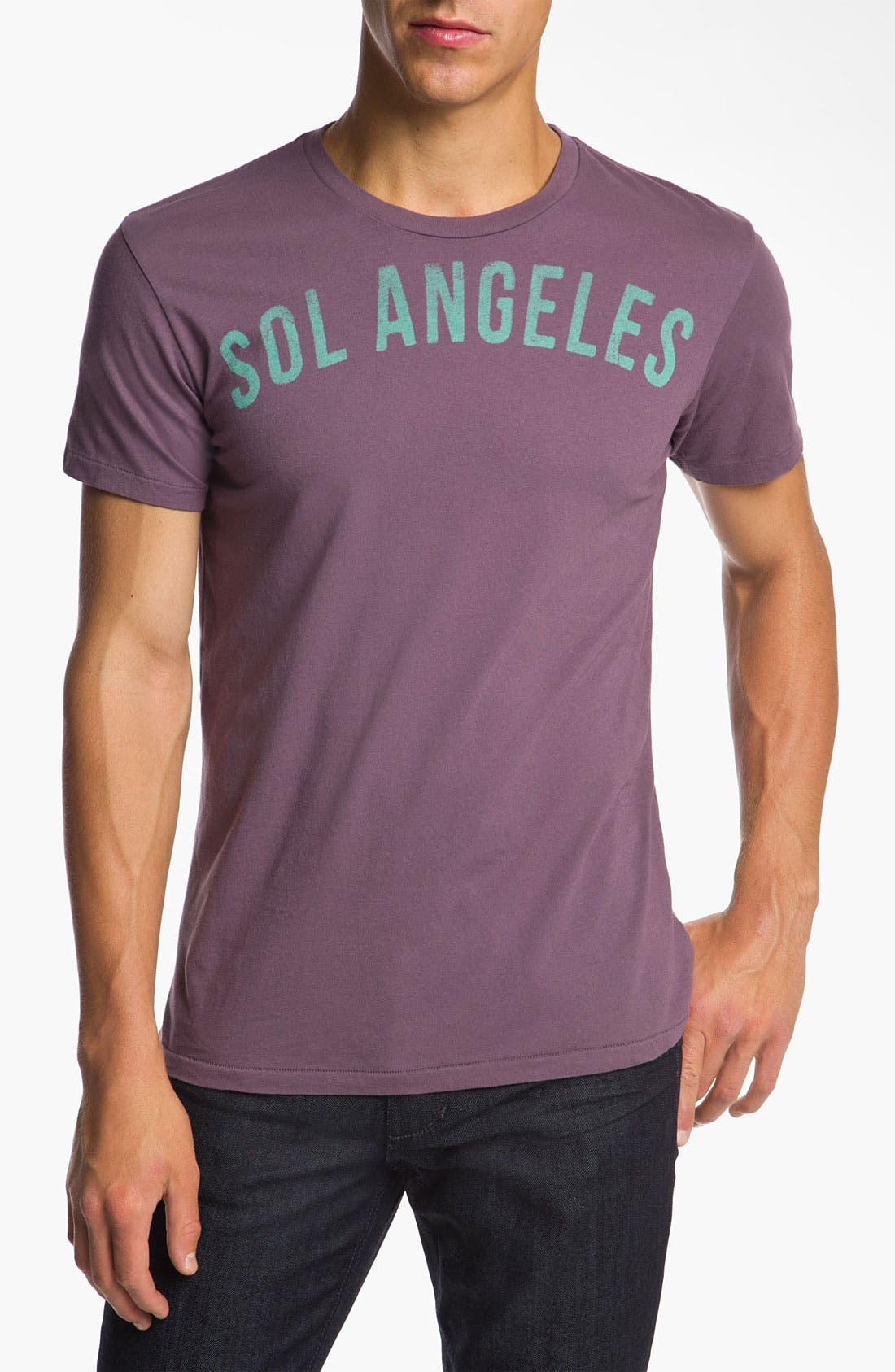 Alternate Image 1 Selected - Sol Angeles 'Logo' Graphic T-Shirt