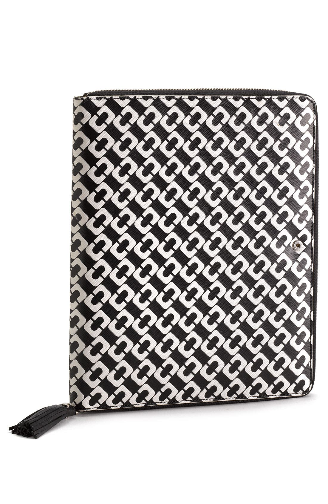 Alternate Image 1 Selected - Diane von Furstenberg Print iPad Case