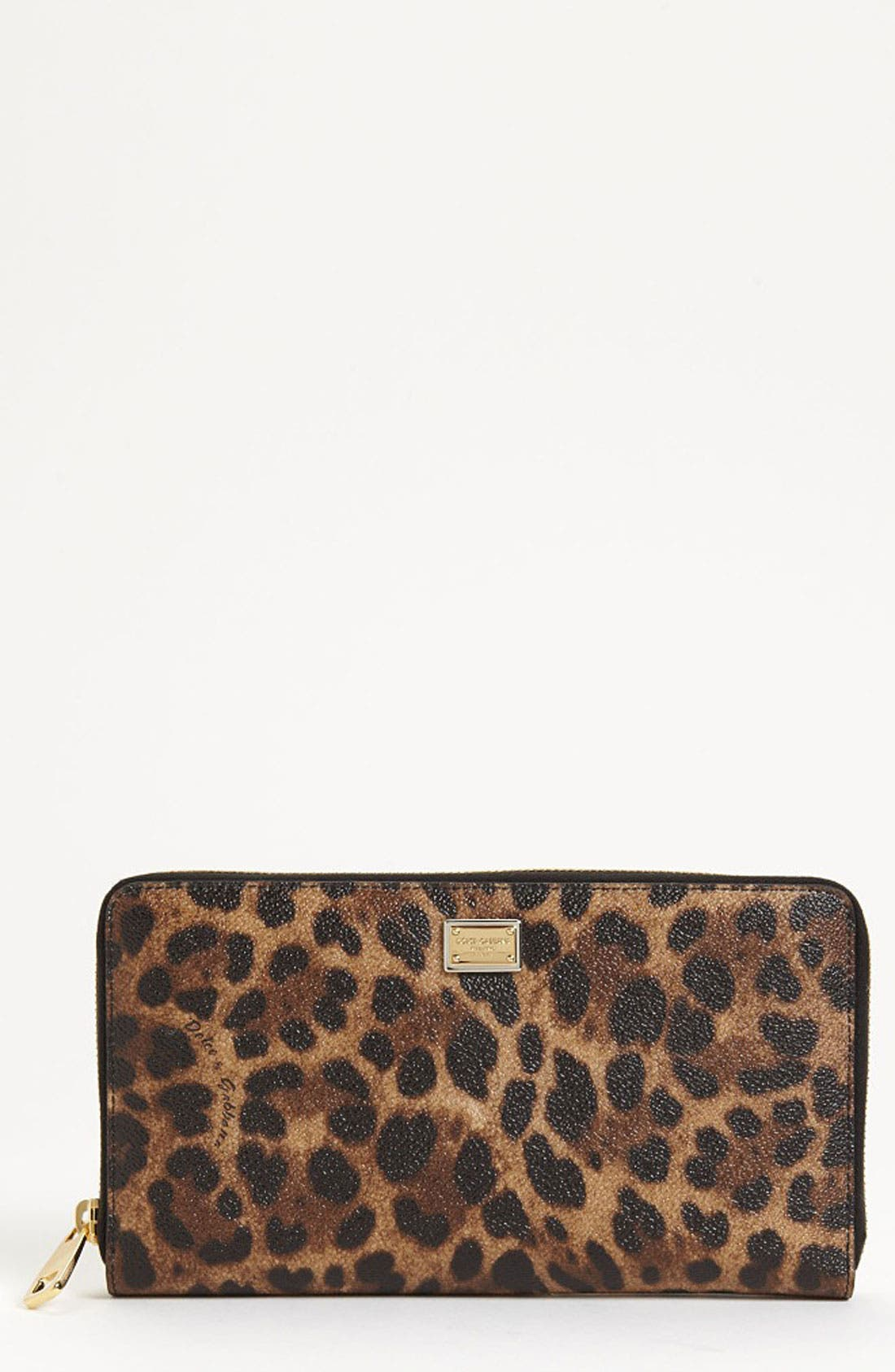 Alternate Image 1 Selected - Dolce&Gabbana Wallet